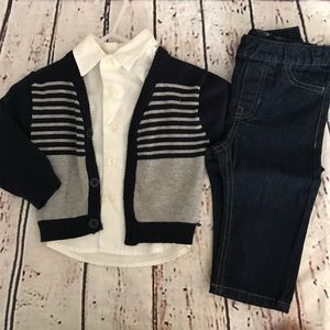 Baby Boy Nautica Outfit